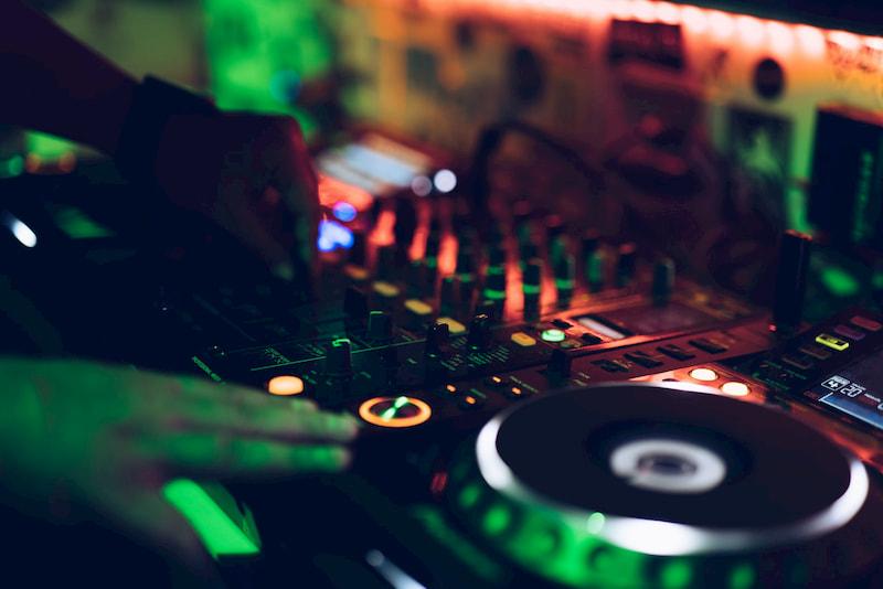 DJ practice event